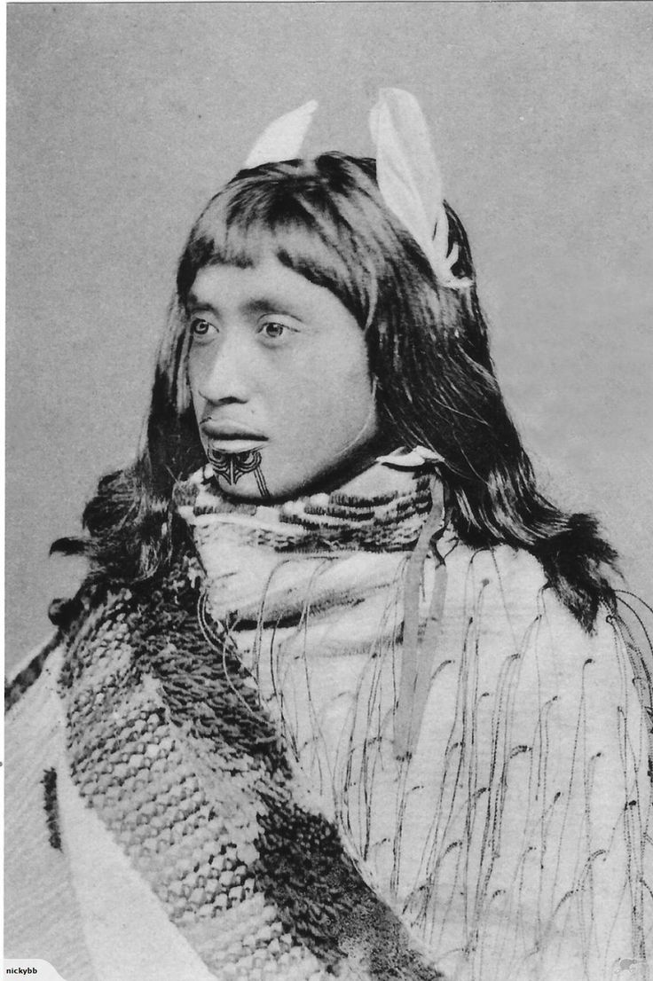 1890 TRADITIONAL PHOTO OF A LOVELY MAORI GIRL | Trade Me