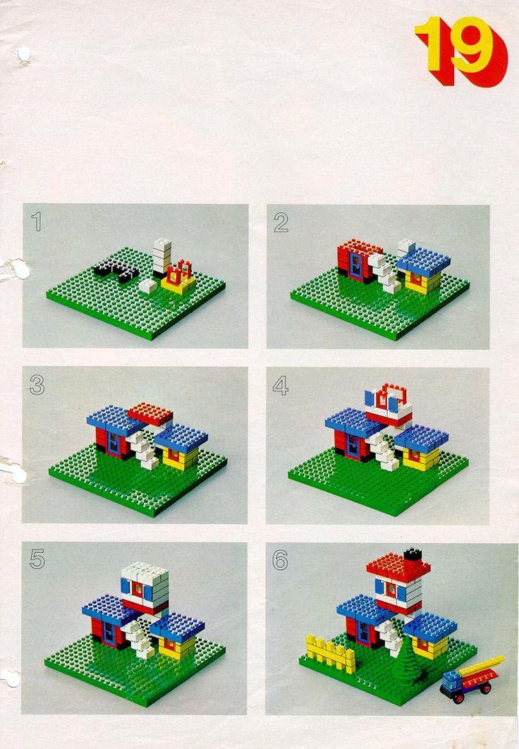 huisje van lego