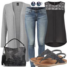 Leisure Outfits: Schickgeschluepft at FrauenOutfits.de