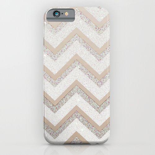 NUDE CHEVRON iPhone & iPod Case