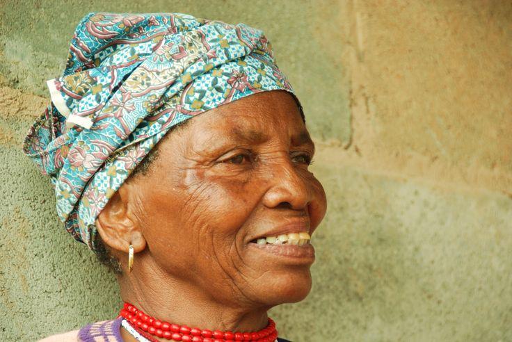 Basotho woman