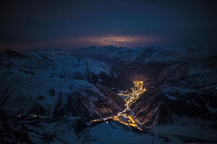Gran San Bernardo, Valle D'Aosta