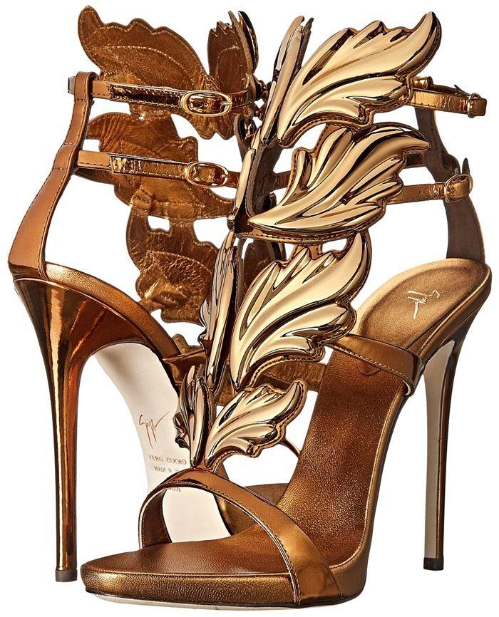 10 Amazing New Spring 2015 Shoes From Giuseppe Zanotti