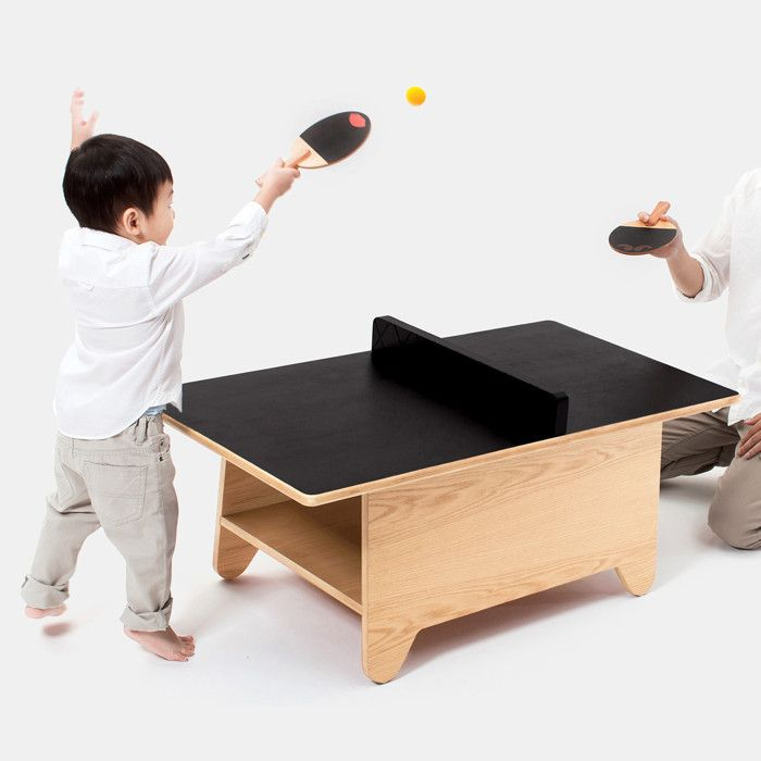 Huzi Ping Pong Table