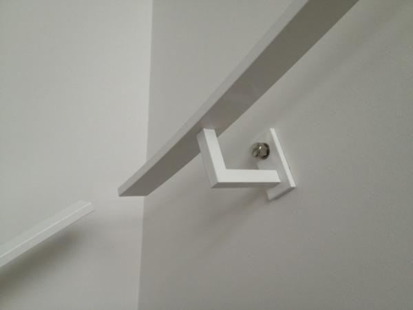 Twitter / Kaaijk: Detail van een trapleuning