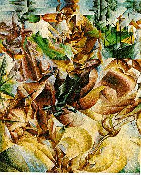 Surgió en Italia a principios del siglo XX, este movimiento futurista, que se inicio como un fenómeno esencialmente literario, termino por englobar a otras artes como la pintura, la escultura e incluso, la música.