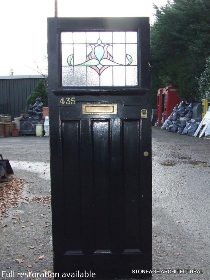 Original 1030's front door D322 Full restoration available