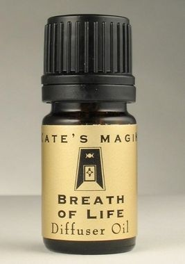 Diffuser Oil - Breath of Life. This highly spiritual blend calms your soul and inspires you to reach new heights.