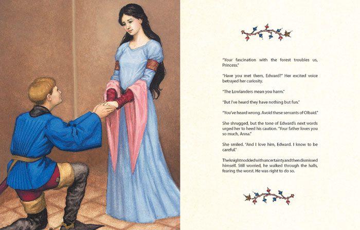 Christian Book Previews -TheWay Home: A Princess Story by MaxLucado & Tristan Elwell