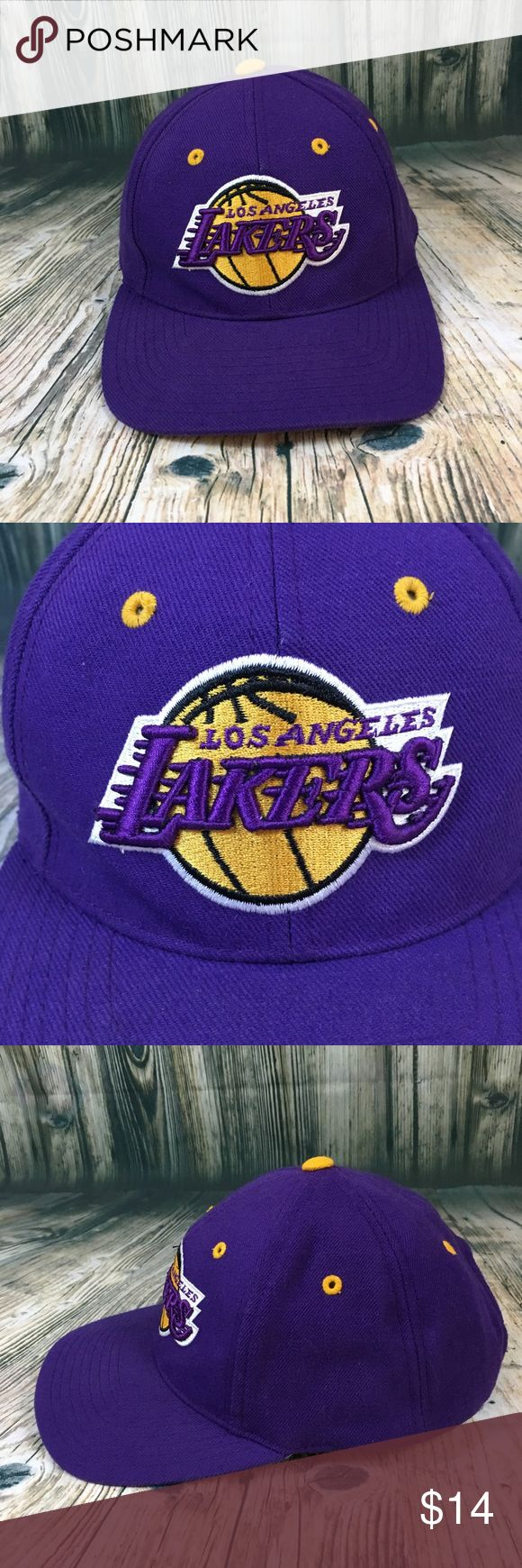 NBA Lakers Hat Puma One Size Adjustable NBA Lakers Hat Puma One Size Adjustable. Excellent condition. Puma Accessories Hats