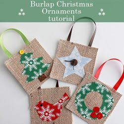 482 best Christmas: Sewing, gifts, wrapping and food images on ...