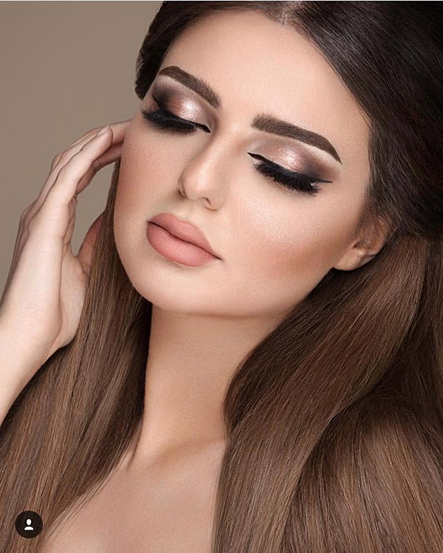 Pin By Aksana1167 On Makiyazh Manikyur Moda Kosmetika Fashion Makeup Eye Makeup Bride Hairstyles