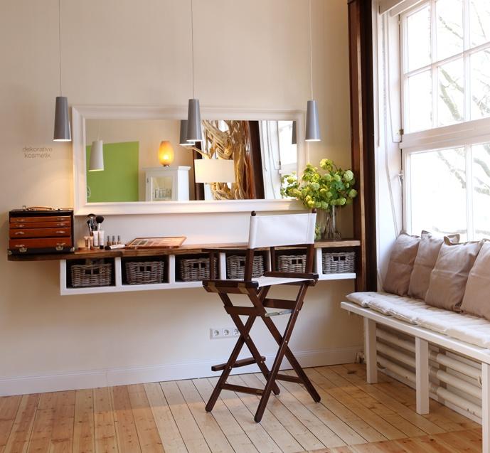 ber ideen zu kosmetikstudio auf pinterest badm bel vorher nachher und dachgeschossausbau. Black Bedroom Furniture Sets. Home Design Ideas