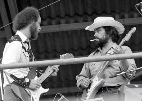 Paul Barrere & Lowell George do in' some Rock 'n' Roll doctorin'