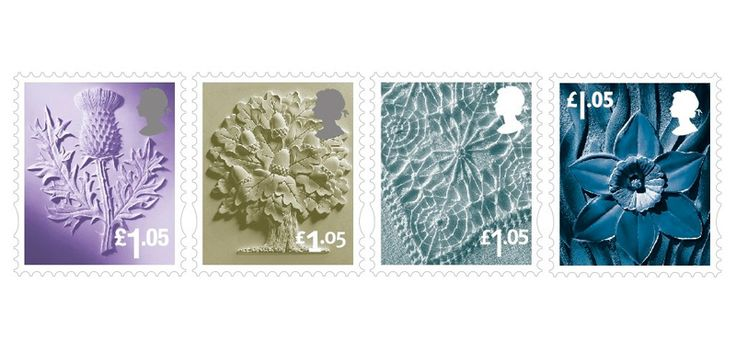 COLLECTORZPEDIA Country Definitives 2016 Stamp Set