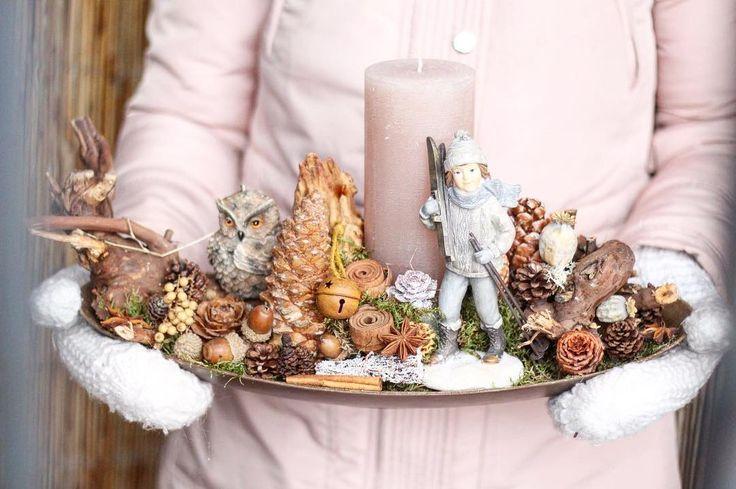 Pilne sa pripravujeme na našu každoročnú predajnú výstavu tento-krát s podtitulom Vianočný sen. Príďte nás pozrieť už 1. decembra od 10:00 hod.  #kvetysilvia #kvetinarstvo #vianoce #vianocnysen #christmas #merrychristmas #christmastree #christmastime #christmas2017 #love #instagood #cute #follow #photooftheday #beautiful #tagsforlikes #happy #nature #like4like #style #nofilter #pretty #design #awesome #home #handmade #winter #floral #picoftheday #decoration