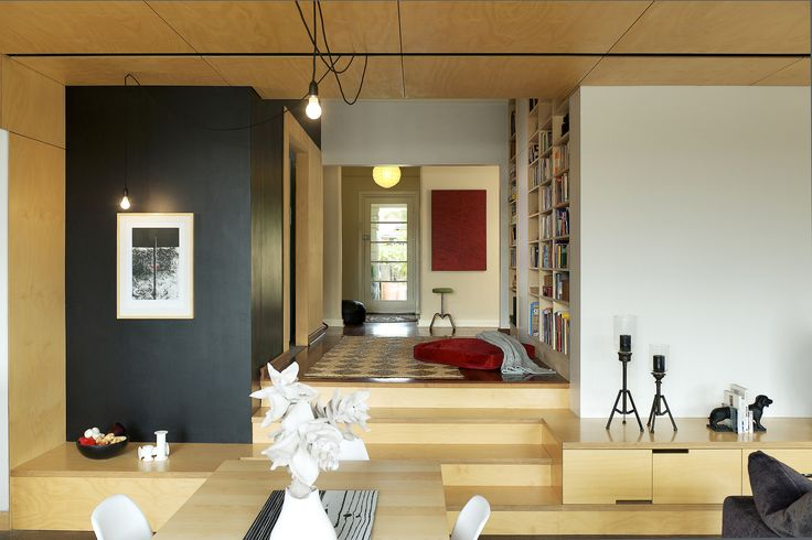 Gallery of Gresley Monk Residence / Gresley Abas Architects   Justine Monk Design - 6