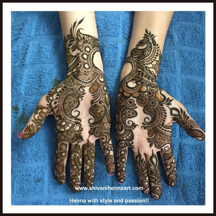 Henna with style and passion !!  For the booking questions, please email us on…