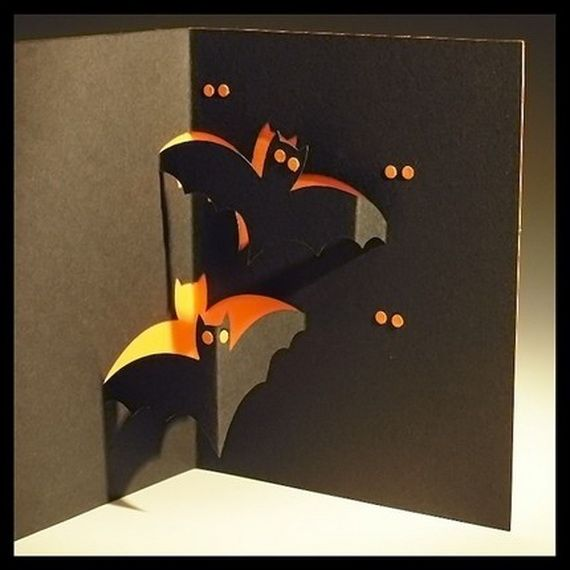 Scary Halloween Crafts Ideas for Kids_22