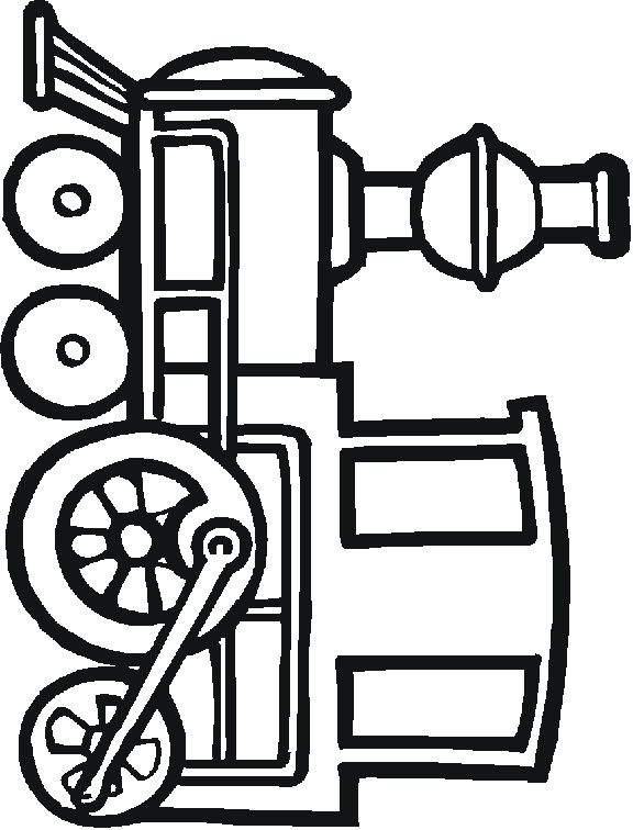 39 best Train Coloring Sheets images on Pinterest | Train coloring ...