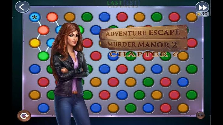 Adventure Escape: Murder Inn (Murder Manor 2) Chapter 6
