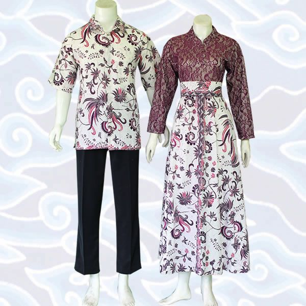 batik couple gamis kode SGB115 di http://sekarbatik.com/gamis-sarimbit/