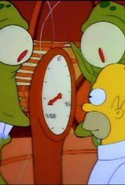 Watch The Simpsons Halloween Online Free. The Simpsons move into a cursed house, then are abducted by aliens, before Homer is ensconced in a tale by Edgar Allen Poe.