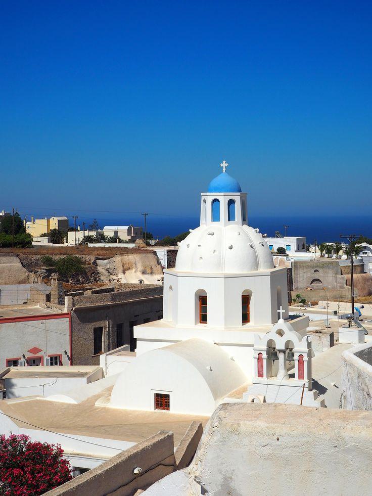 Santorini, Greece | joanne-khoo.com