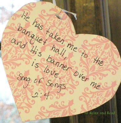 """""""*The Heartfelt Home*"""" DIY,Sewing, Decorating, Crafts, Cooking, Sentimental, Homeschooling: HIS BANNER OVER ME IS LOVE"""