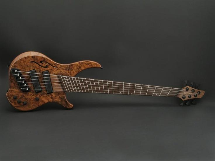 Dingwall afterburner ii 6 strings cool guitar guitar bass