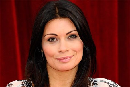 Alison King aka Carla Connor - the female half of Carter