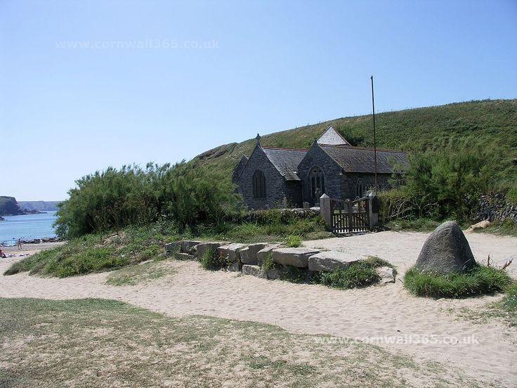 Cornwall (Church Cove)... Gunwalloe...