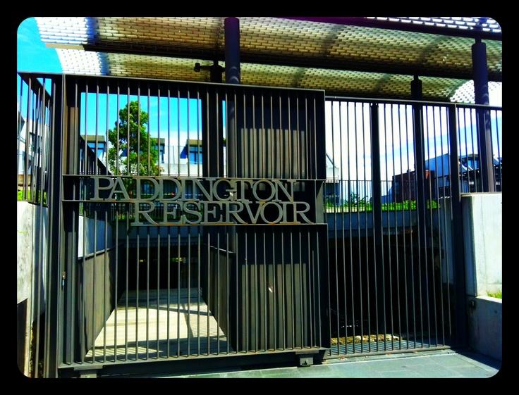 Paddingtons Reservoir Gardens...an urban sanctuary.
