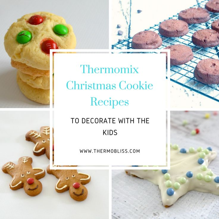 One of my favourite things to do in the lead up to Christmas with my boys is to make our favourite Thermomix Christmas Cookie recipes to decorate
