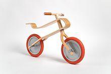 Balance bicycle - Wikipedia