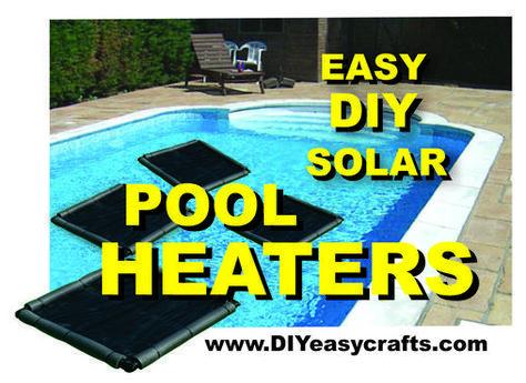 Die besten 25+ Diy solar pool heater Ideen auf Pinterest Solar - solar fur pool selber bauen