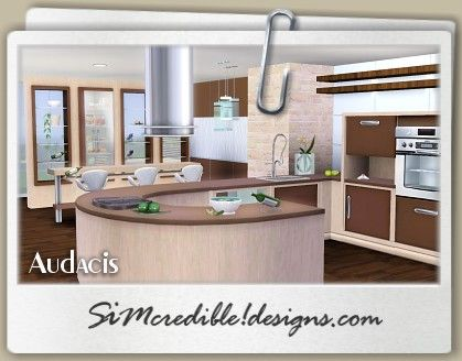 Kitchen Ideas Sims 3 20 best the sims 3: furniture - kitchens images on pinterest