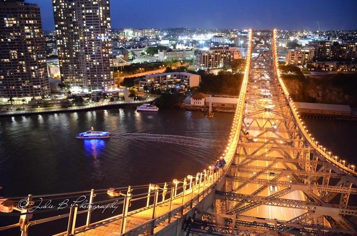 Story Bridge, Brisbane - image by Julie B Photography