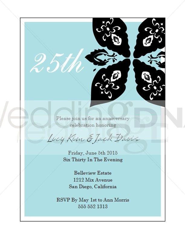 the 25+ best anniversary invitations ideas on pinterest, Wedding invitations