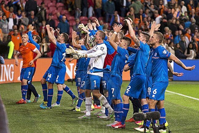 lamiafamilia (MY FAMILY): EURO 2016 : Iceland lakar sejarah