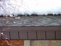 ZMesh Roof De-icing System to prevent ice dams