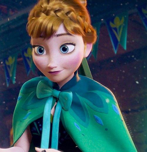 Frozen~Anna