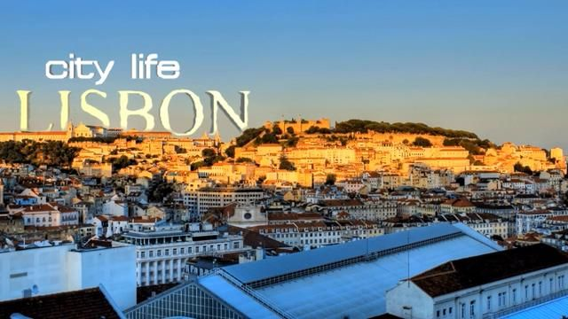 City Life: Lisbon. Video by Daniel Santos. | Footage from multiple views of the Lisbon.