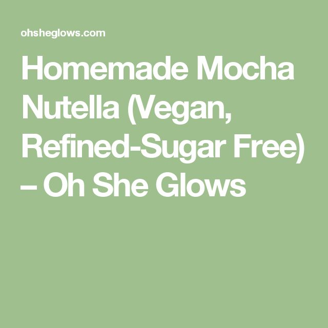25+ best Nutella Mocha ideas on Pinterest | Mocha cupcakes ...