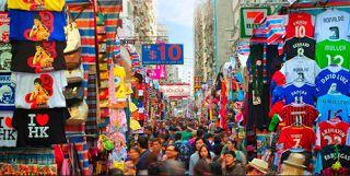 Tempat Belanja Murah Oleh Oleh Khas Hong Kong Di Ladies Merket Hong Kong