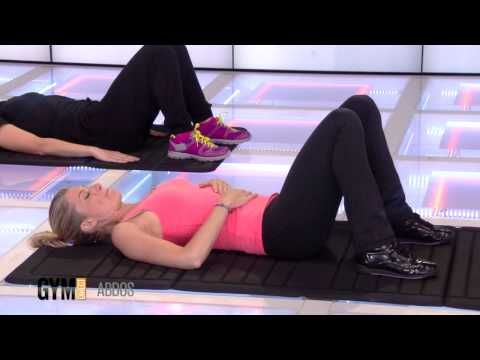 ▶ Cours gym - Renforcement musculaire 43 : Abdos - YouTube