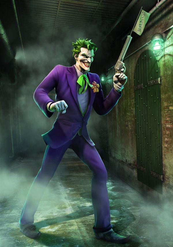 DC Universe Joker