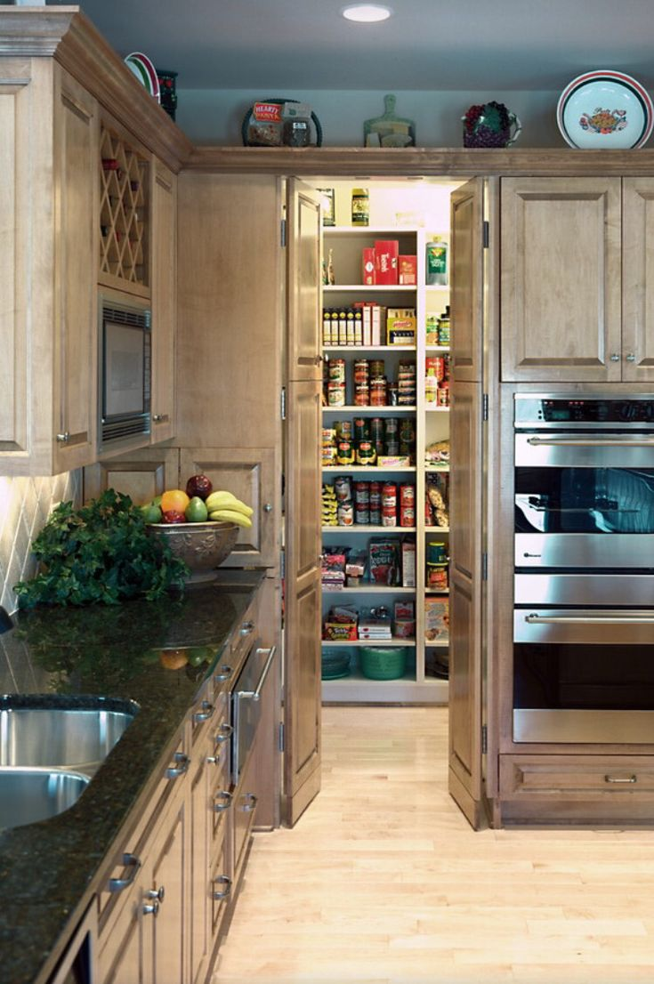 Future Pantry Inspiration Kitchen In 2019 Pantry