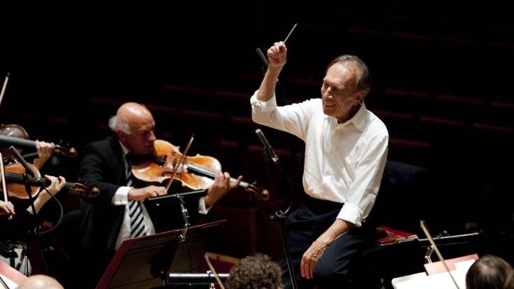 Der berühmte italienische Dirigent leitete einst die Berliner Philharmoniker: Nun starb er im Alter von 80 Jahren.