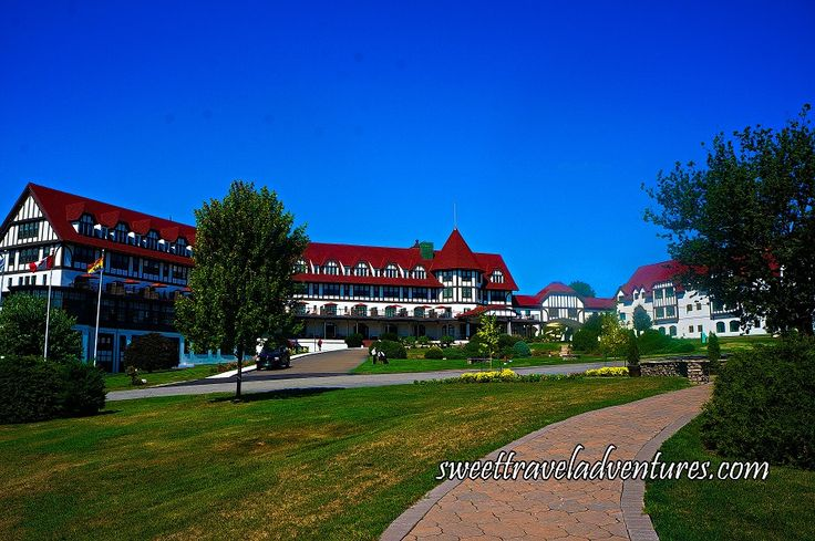 Indulging in Luxury Travel in New Brunswick!!!   Sweet Travel Adventures